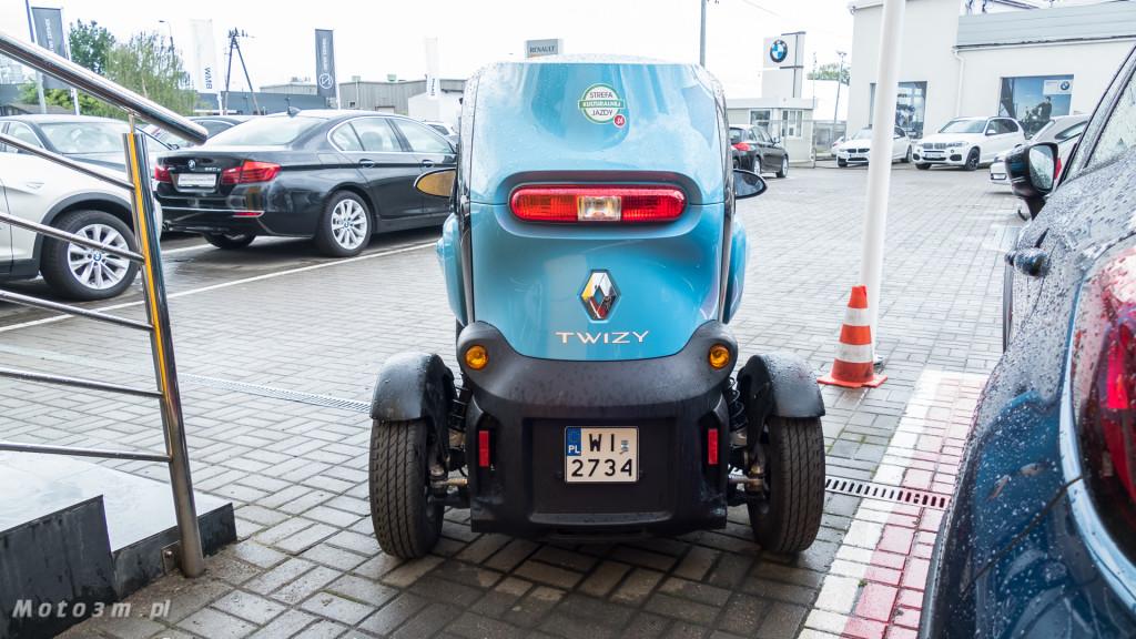 Renault Twizy w Renault Zdunek Gdańsk-1520617