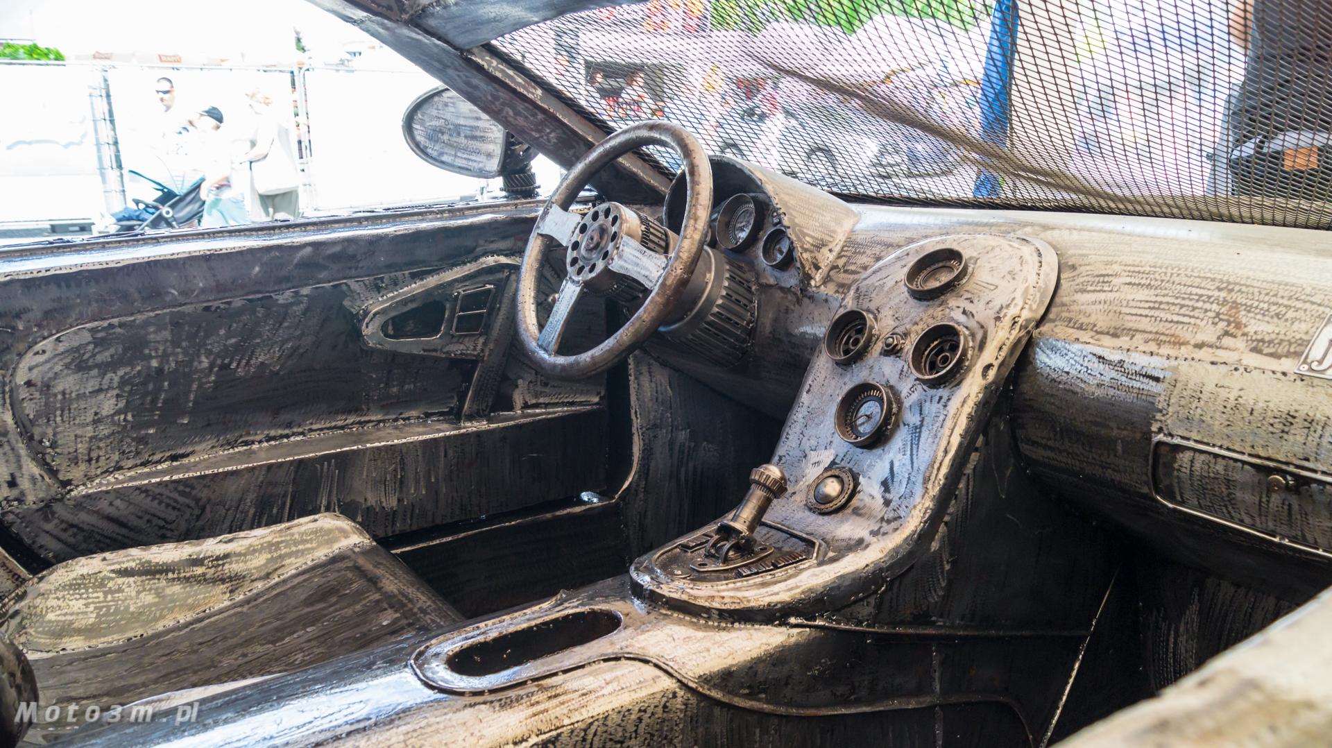 Groovy Bugatti Veyron… ze złomu, w gdyńskiej restauracji | Moto3m.pl SG97
