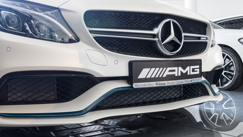 Limitowany Mercedes-AMG C63 Cabrio Ocean Blue Edition w MB Witman-1560663