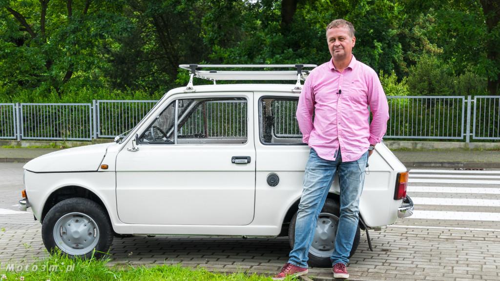 Odrestaurowany Fiat 126p z 1978 roku - Marek Gut-1520620