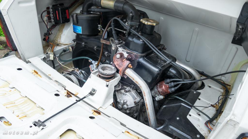 Odrestaurowany Fiat 126p z 1978 roku - Marek Gut-1520625