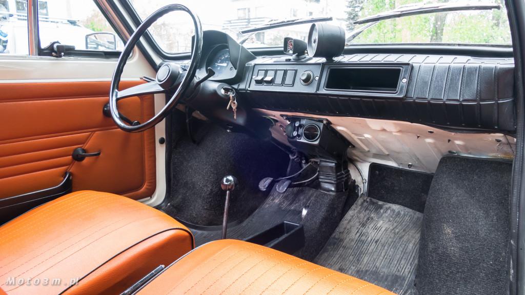 Odrestaurowany Fiat 126p z 1978 roku - Marek Gut-1520669