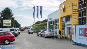 Renault Zdunek w Gdyni - powstaje nowy salon-1560165