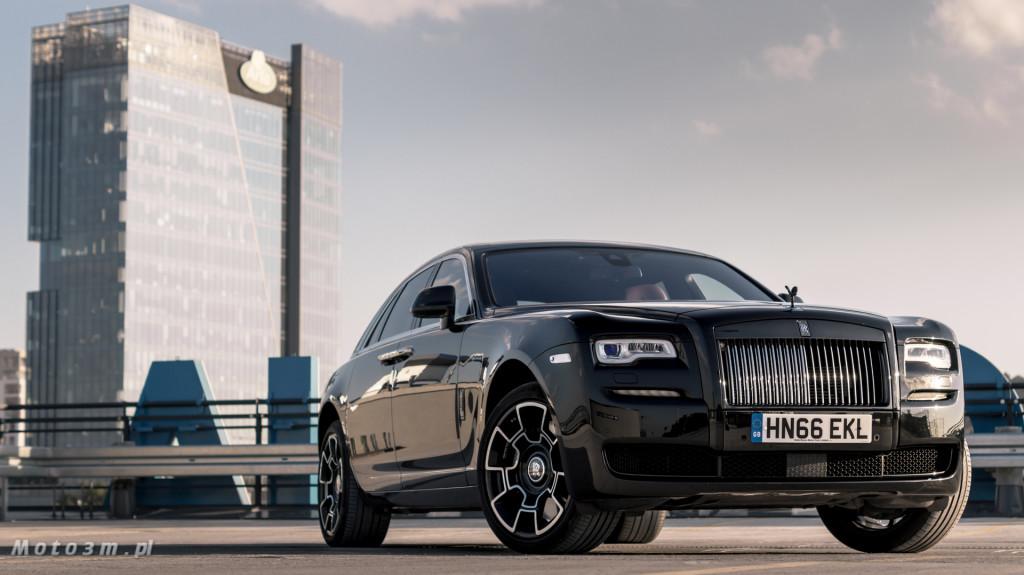 Rolls-Royce Ghost Black Badge w Trójmieście -1