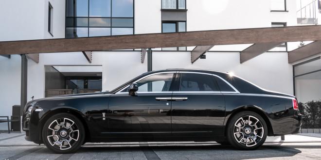 Rolls-Royce Ghost Black Badge w Trójmieście-1560070