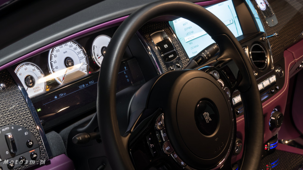 Rolls-Royce Ghost Black Badge w Trójmieście -1560079