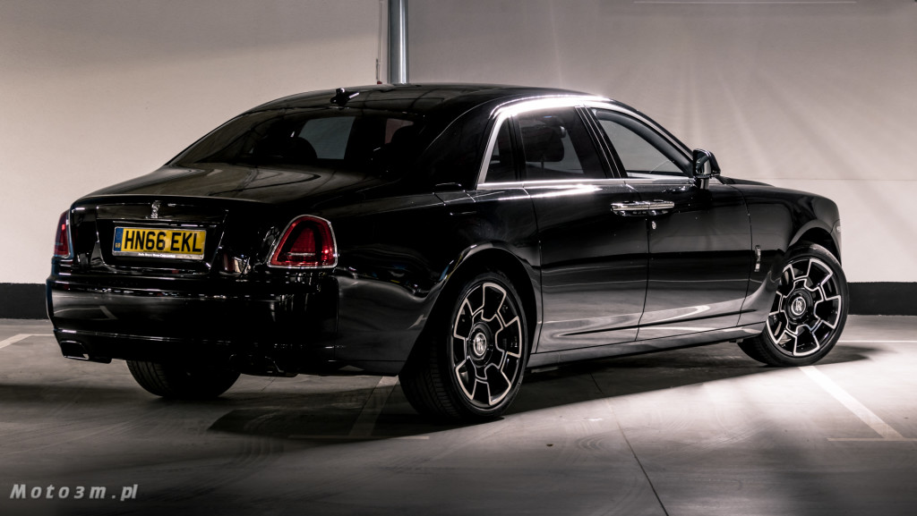 Rolls-Royce Ghost Black Badge w Trójmieście -1560098