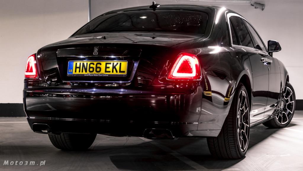 Rolls-Royce Ghost Black Badge w Trójmieście -1560102