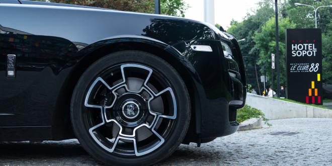 Rolls-Royce Ghost Black Badge w Trójmieście -1560142