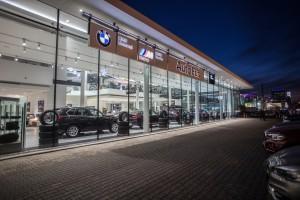 Salon BMW Auto Fus Warszawa (fot. archiwum)