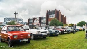 Wystawa polskich samochodów - FSO Pomorze w sali BHP w Gdańsku-09152