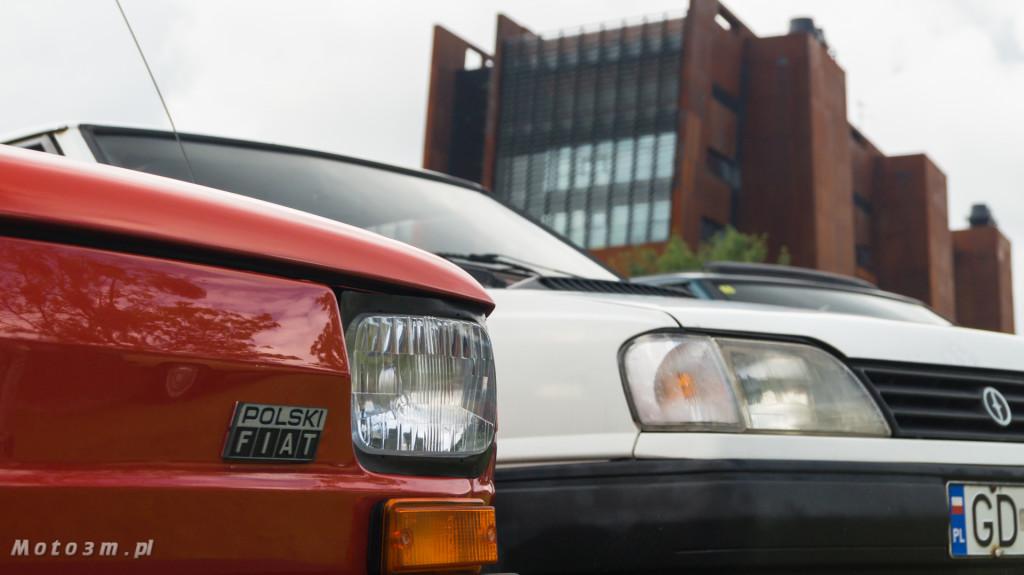 Wystawa polskich samochodów - FSO Pomorze w sali BHP w Gdańsku-09154