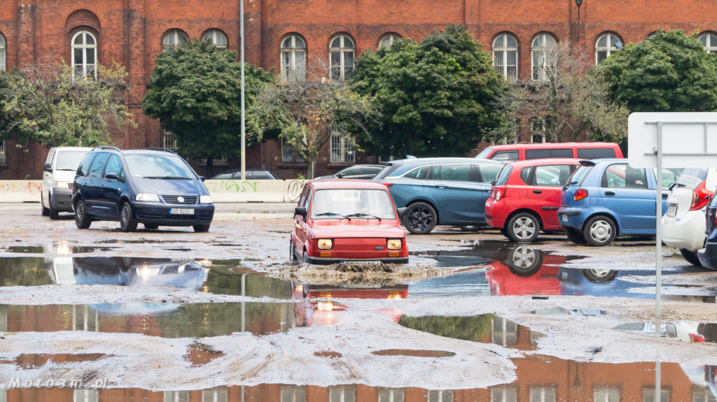 Wystawa polskich samochodów - FSO Pomorze w sali BHP w Gdańsku-09211