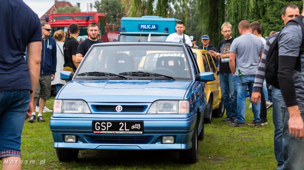 Wystawa polskich samochodów - FSO Pomorze w sali BHP w Gdańsku-09263