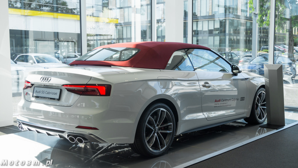 Audi S5 Cabriolet w Audi Centrum Gdynia-09839