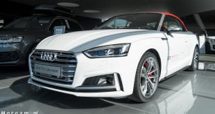 Audi S5 Cabriolet w Audi Centrum Gdynia-09842