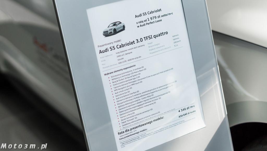 Audi S5 Cabriolet w Audi Centrum Gdynia-09856