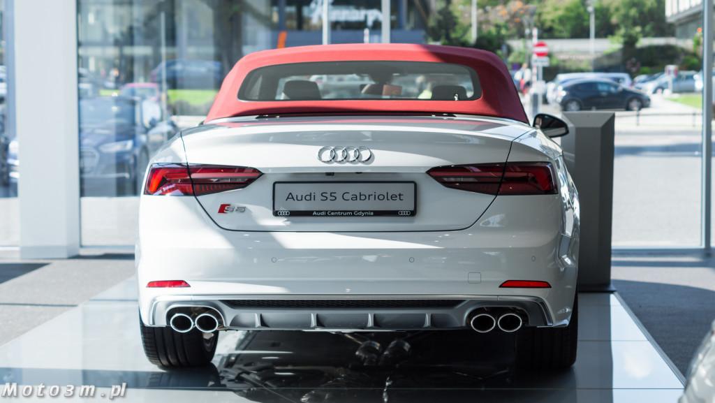 Audi S5 Cabriolet w Audi Centrum Gdynia-09877