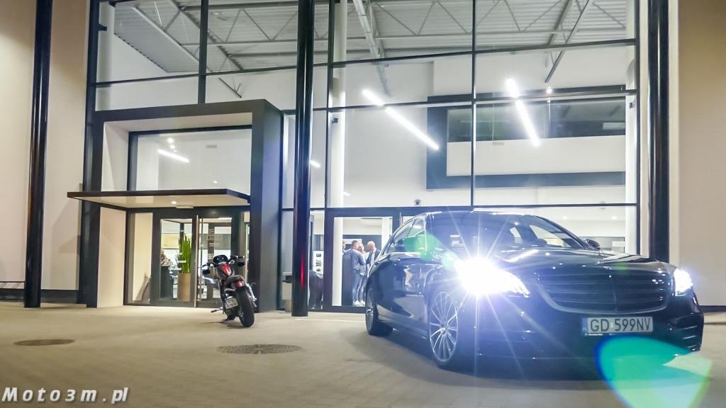 Nocne Jazdy nowym Mercedesem Klasy S w Mercedes-Benz Witman-1590026