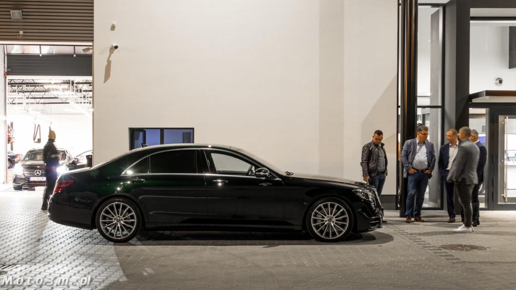 Nocne Jazdy nowym Mercedesem Klasy S w Mercedes-Benz Witman-1590044