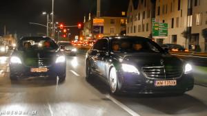 Nocne Jazdy nowym Mercedesem Klasy S w Mercedes-Benz Witman-1590080