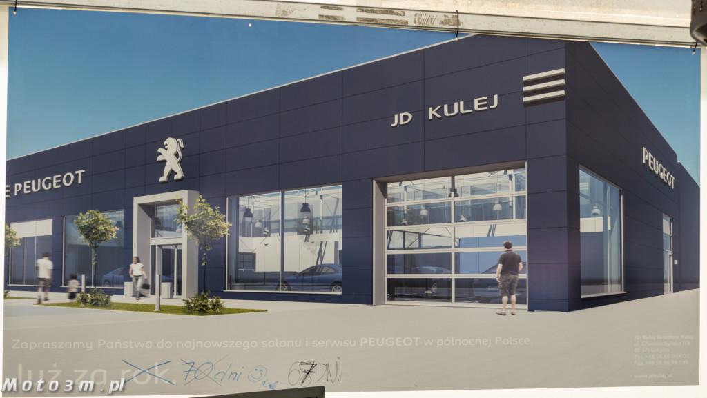 Nowy salon Peugeot JD Kulej w Gdyni-1580450