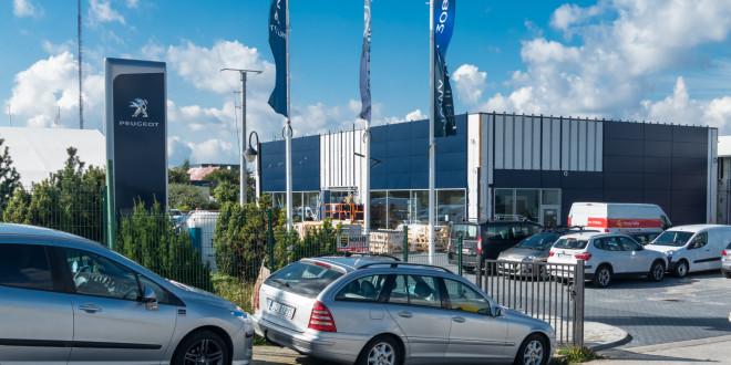 Nowy salon Peugeot JD Kulej w Gdyni-1580459