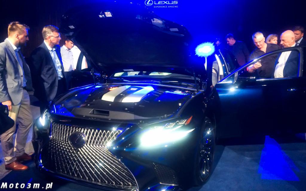 Premiera nowego Lexus'a LS z Lexus Trójmiasto w Starym Maneżu-5275