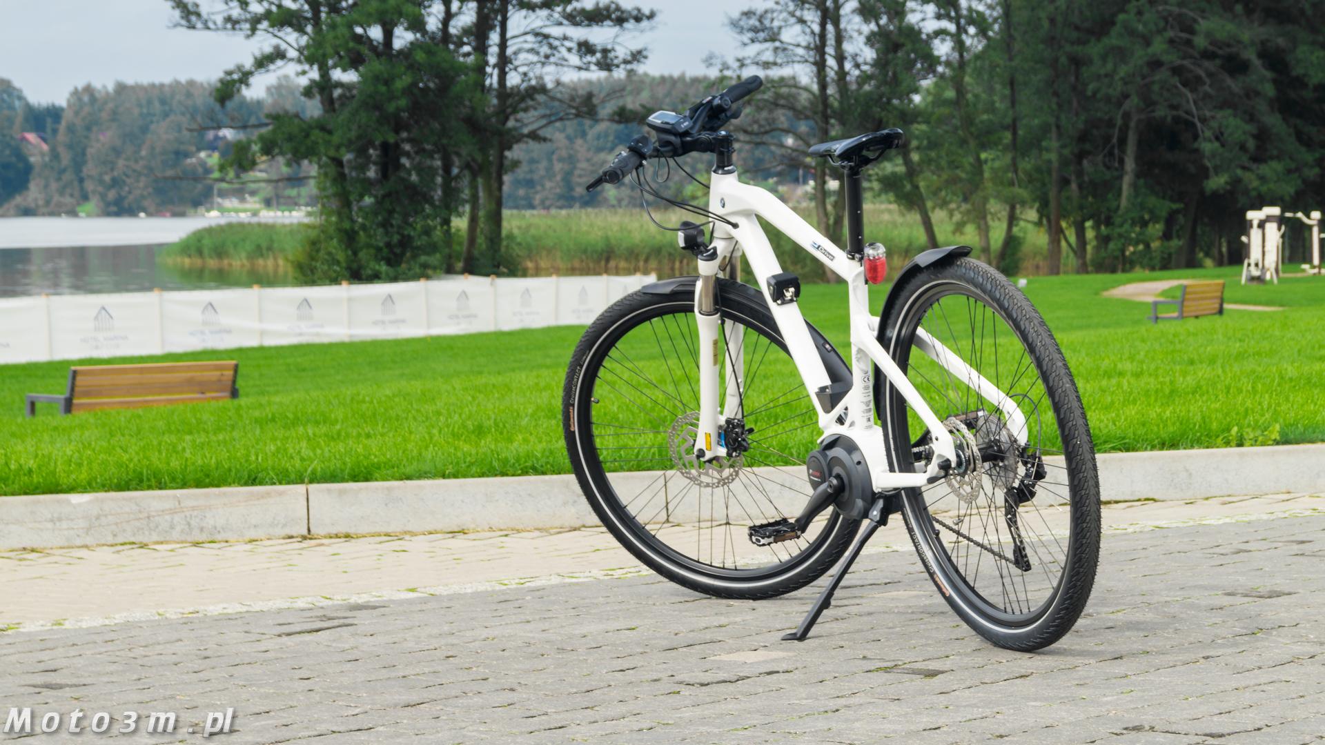 bmw cruise e bike czyli rower z elektrycznym nap dem. Black Bedroom Furniture Sets. Home Design Ideas