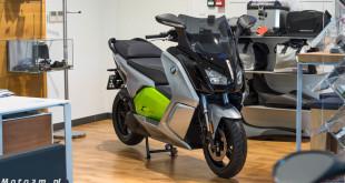 BMW Zdunek - elektryczny skuter C Evolution-00444