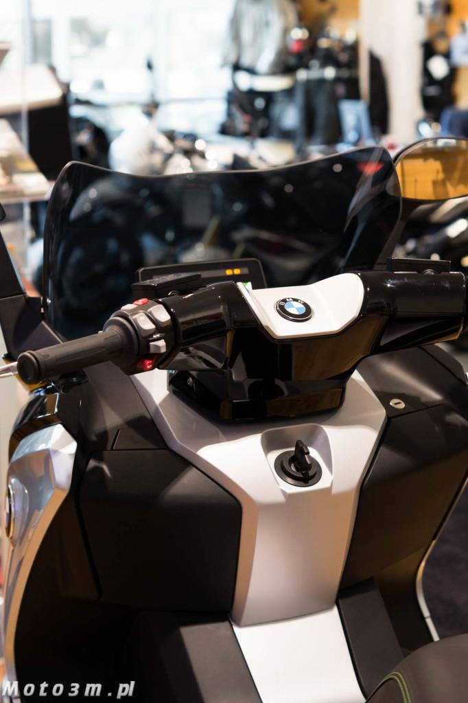 BMW Zdunek - elektryczny skuter C Evolution-00453