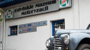 Gdyńskie Muzeum Motoryzacji - obchodzi 10-te urodziny-01029