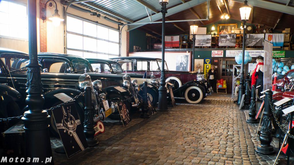 Gdyńskie Muzeum Motoryzacji - obchodzi 10-te urodziny-01061