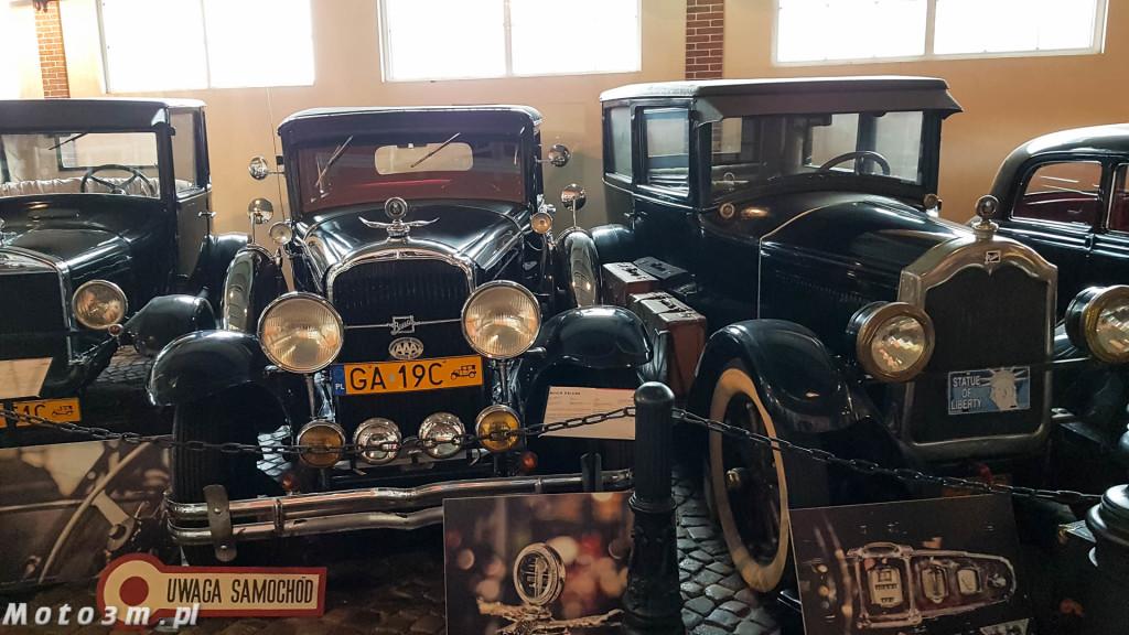 Gdyńskie Muzeum Motoryzacji - obchodzi 10-te urodziny-114058
