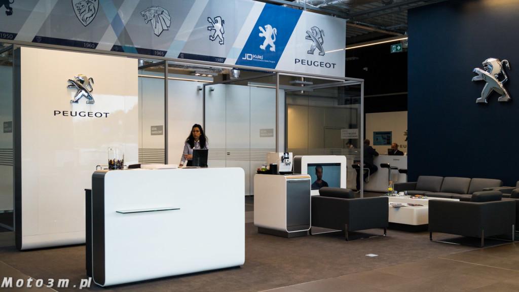Nowy standard salon uPeugeot JD Kulej w Gdyni-00342