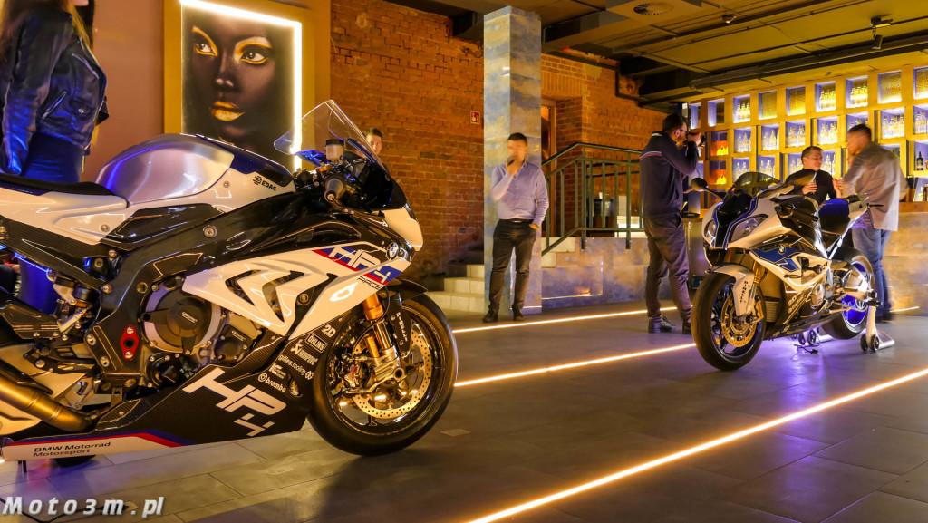 Premiera motocykla BMW HP4 Race z BMW Zdunek - Noce i Dnie Gdańsk-1640690