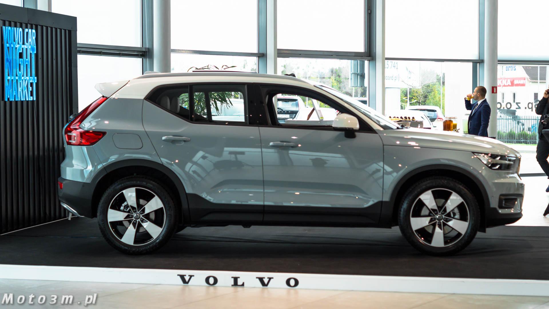 Nowe Volvo Xc40 Z Przedpremierową Wizytą W Volvo Drywa