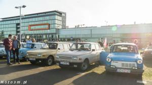 Zakończenie sezonu klasycznej motoryzacji przed Stadion Energa Gdańsk-00752