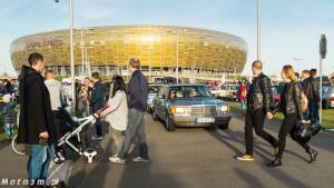Zakończenie sezonu klasycznej motoryzacji przed Stadion Energa Gdańsk-00775