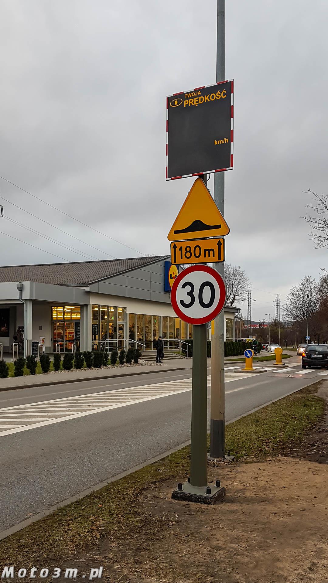 znaki drogowe testy interaktywne