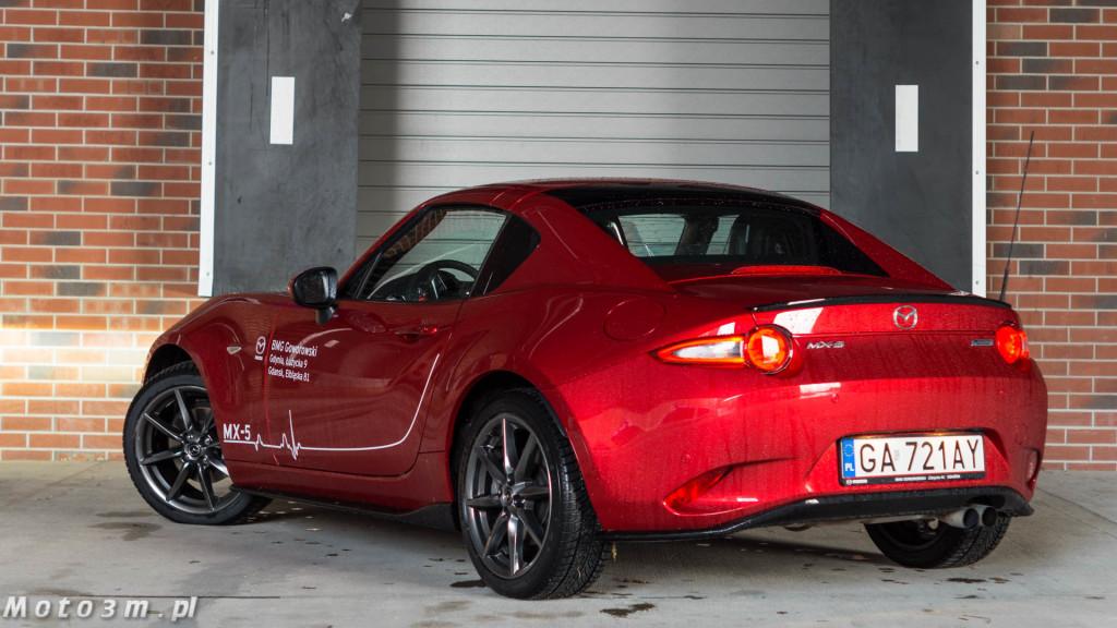 Mazda MX-5 RF - test Moto3m BMG Goworowski-01819