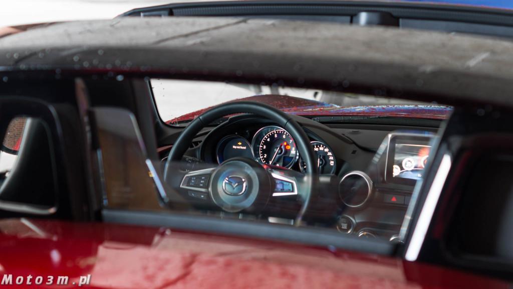 Mazda MX-5 RF - test Moto3m BMG Goworowski-01827