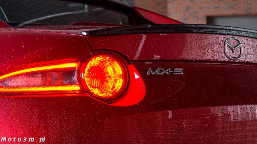 Mazda MX-5 RF - test Moto3m BMG Goworowski-01837