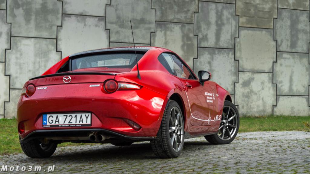 Mazda MX-5 RF - test Moto3m BMG Goworowski-01848