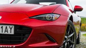 Mazda MX-5 RF - test Moto3m BMG Goworowski-01867