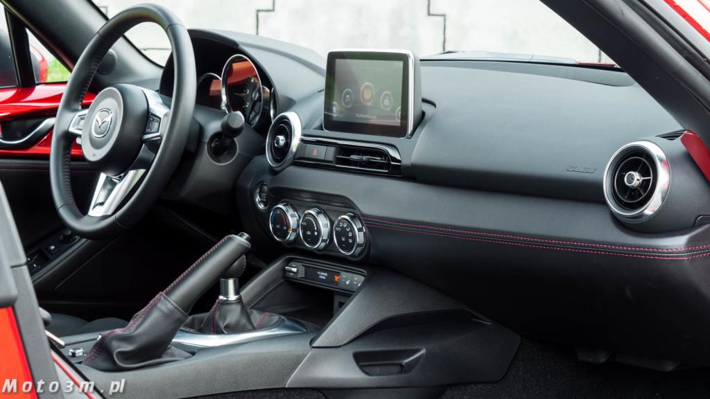 Mazda MX-5 RF - test Moto3m BMG Goworowski-01869