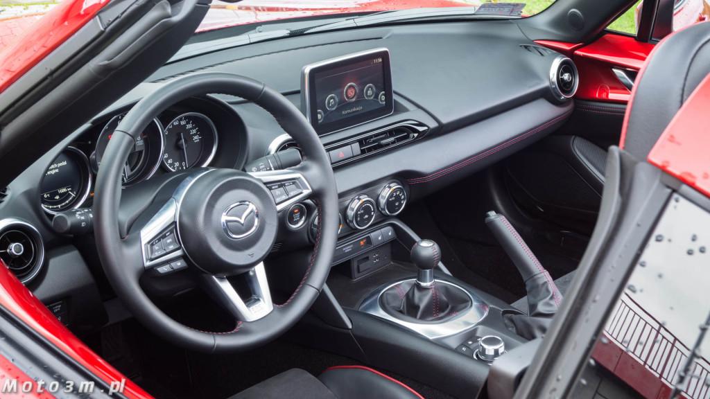 Mazda MX-5 RF - test Moto3m BMG Goworowski-01877