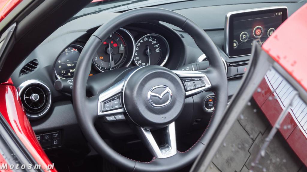 Mazda MX-5 RF - test Moto3m BMG Goworowski-01878