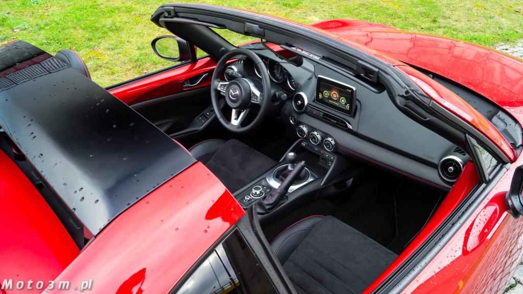 Mazda MX-5 RF - test Moto3m BMG Goworowski-01879