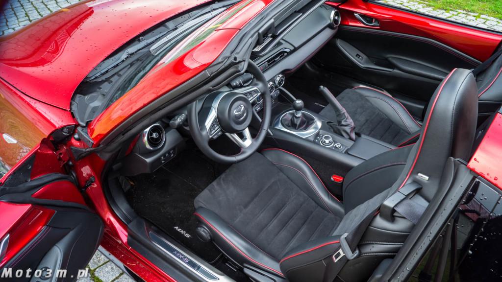 Mazda MX-5 RF - test Moto3m BMG Goworowski-01882